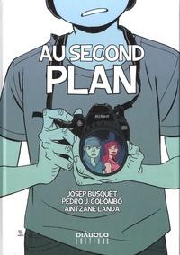 Josep Busquet et Pedro-J Colombo - Au second plan.