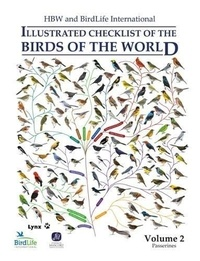 HBW and Birdlife International Illustrated Checklist of the Birds of the World - Volume 2, Passerines.pdf