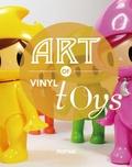 Josep-Maria Minguet - Art of Vinyl Toys - Edition anglais-espagnol.