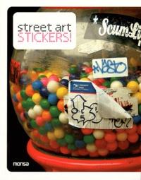 Deedr.fr Street art stickers! - Edition bilingue anglais-espagnol Image