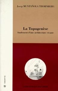 Josep Muntanola Thornberg - .