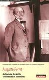 Joseph Abram et Guy Lambert - Auguste Perret - Anthologie des écrits, conférences et entretiens.