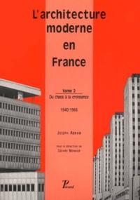 Joseph Abram et Gérard Monnier - .
