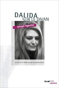 Joseph Agostini - Dalida sur le divan.