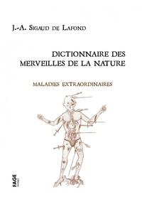 Dictionnaire des merveilles de la nature - Maladies extraordinaires.pdf