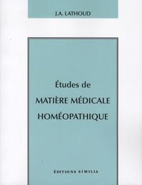 Etudes de matière médicale homéopathique.pdf