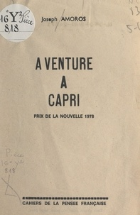 Joseph Amoros - Aventure à Capri.