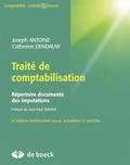 Joseph Antoine et Catherine Dendauw - Traité de comptabilisation - Répertoire documenté des imputations.