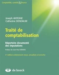 Histoiresdenlire.be Traité de comptabilisation - Répertoire documenté des imputations Image