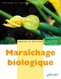 Joseph Argouarc'h et Valérie Lecomte - Maraîchage biologique.