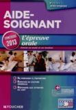 Joseph Autori et Anne-Laure Moignau - Aide-soignant - L'épreuve orale.