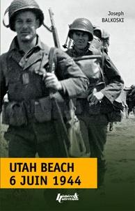 Deedr.fr Utah Beach jour J, 6 juin 1944 - Le débarquement et l'opération aéroportée en Normandie Image