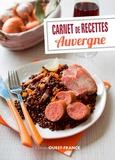 Joseph Batteix - Carnet de recettes Auvergne.