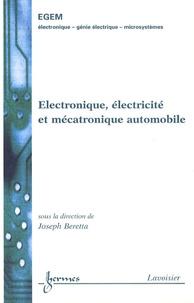 Electronique, électricité et mécatronique automobile.pdf