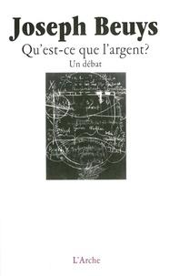 Joseph Beuys - Qu'est-ce que l'argent ?.