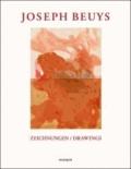 Joseph Beuys - Zeichnungen / Drawings.
