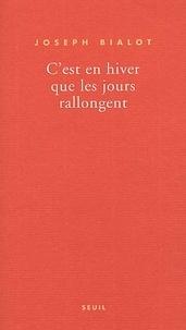 Joseph Bialot - .