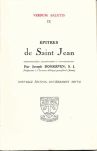 Joseph Bonsirven - Epitres de St Jean.