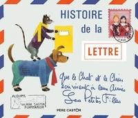 Joseph Capek et Micheline Chevallier - Histoire de la lettre que le chat et le chien écrivirent à leurs amies les petites filles.