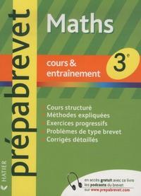 Deedr.fr Mathématiques 3e - Cours & entraînement Image