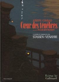 Joseph Conrad - Coeur des ténèbres - Précédé d'Un avant-poste du progrès.