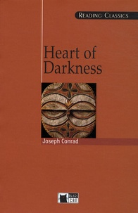 Joseph Conrad - Heart of Darkness. 1 CD audio