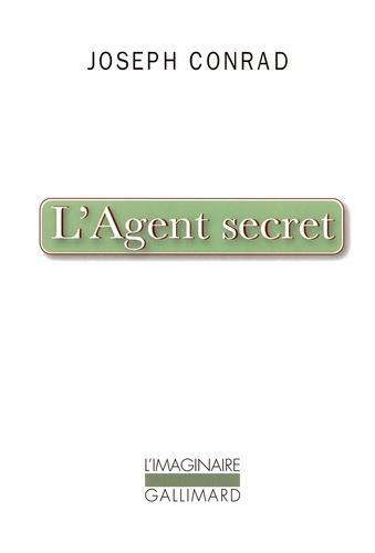 Joseph Conrad - L'agent secret - Simple récit. 1 DVD