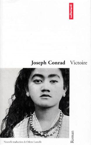 Joseph Conrad - Victoire.