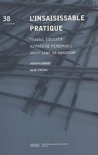Linsaisissable pratique - Travail éducatif auprès de personnes souffrant de handicap Etude pilote.pdf
