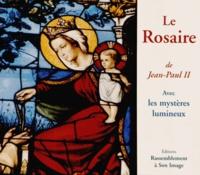 Joseph Corre - Le Rosaire de Jean-Paul II - Avec les mystères lumineux.