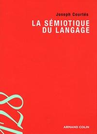 La sémiotique du langage - Joseph Courtés | Showmesound.org