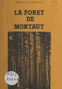 Joseph Curvalle et René Rouquier - La forêt de Montaut.
