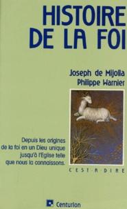 Joseph de Mijolla et Philippe Warnier - .
