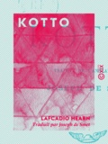 Joseph de Smet et Lafcadio Hearn - Kotto.
