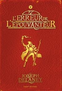 Lemememonde.fr L'Epouvanteur Tome 5 Image