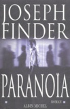 Joseph Finder - Paranoïa.