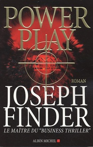 Joseph Finder - Power Play.