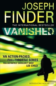 Joseph Finder - Vanished.