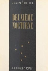 Joseph Folliet - Deuxième nocturne.