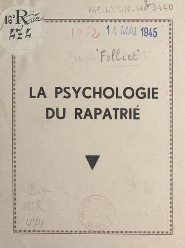 La psychologie du rapatrié