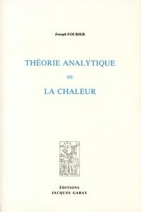 Joseph Fourier - Théorie analytique de la chaleur.
