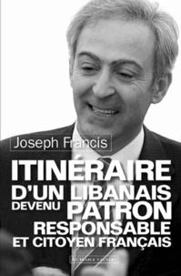 Histoiresdenlire.be Itinéraire d'un Libanais devenu patron responsable et citoyen français Image