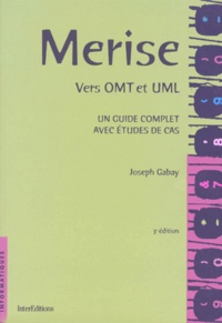 MERISE VERS OMT ET UML. Un guide complet avec études de cas, 3ème édition.pdf