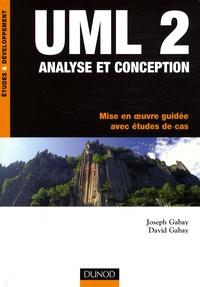 UML 2 analyse et conception - Mise en oeuvre guidée avec études de cas.pdf