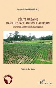 Histoiresdenlire.be L'élite urbaine dans l'espace agricole africain - Exemples camerounais et sénégalais Image