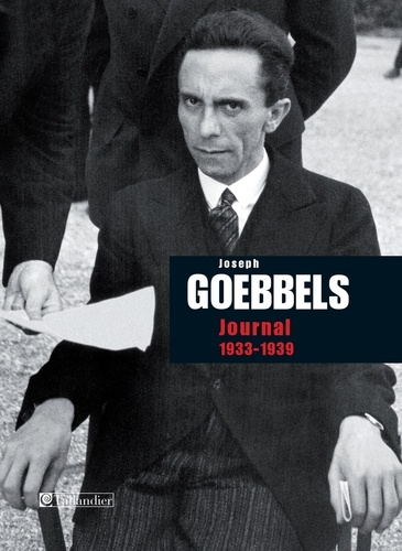 Journal - 1933-1939 - Format ePub - 9791021015043 - 14,99 €