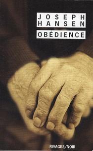 Joseph Hansen - Obédience.