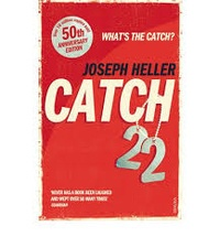 Joseph Heller - Catch 22 - 50th Anniversary Edition.
