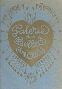 Joseph Hémard - Galerie des belles amours.