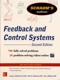Joseph-J DiStefano et Allen-R Stubberud - Feedback and Control Systems.